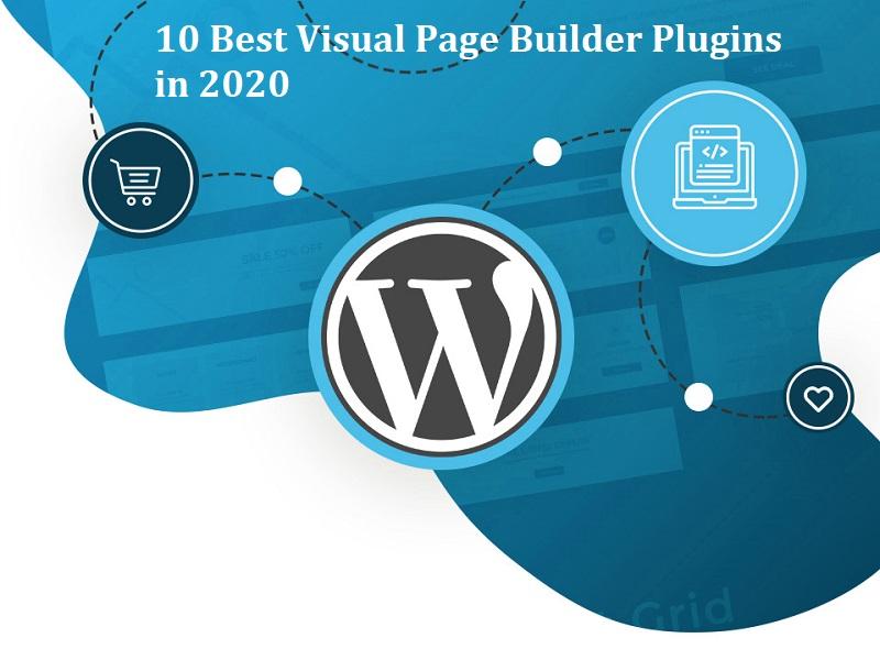 10 Best Visual Page Builder Plugins in 2020