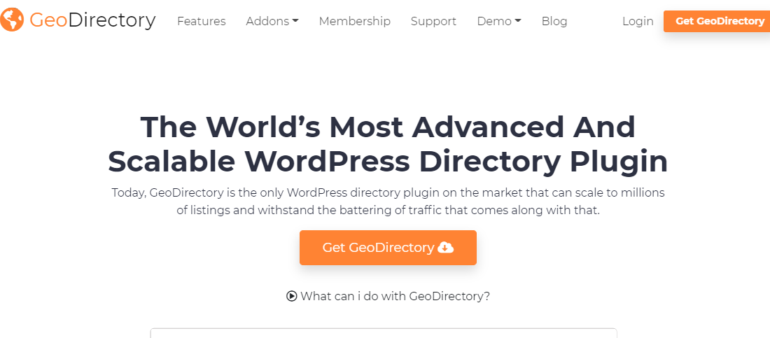business directory WordPress plugin