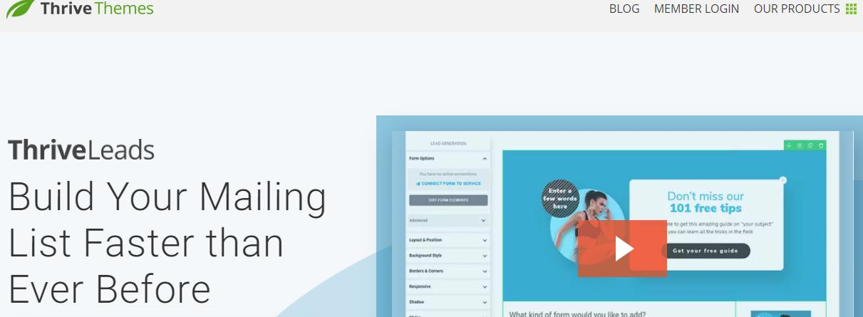 WordPress Lead Generation Plugin