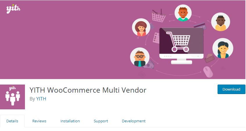 WordPress Multi-Vendor Plugin for WooCommerce